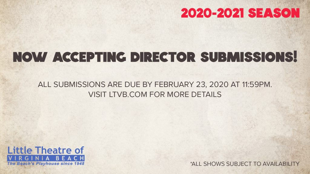 Director Submission extended